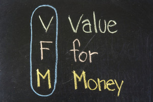 VFM acronym Value For Money